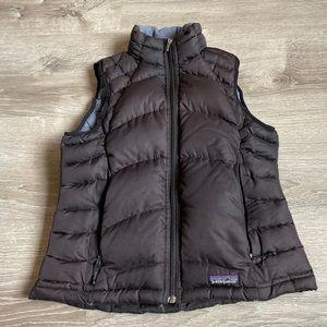 Patagonia goose down vest